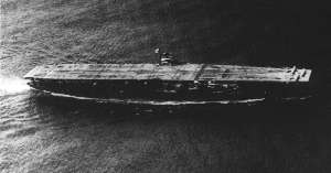 Flagship of Vice-Admiral Nagumo - the Akagi