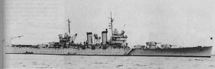 Image result for brooklyn class cruiser